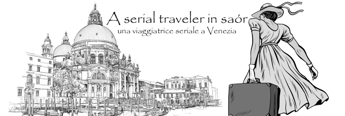 A serial traveler in saór