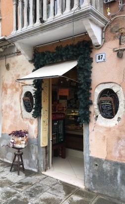 L'ingresso del Bocconcino