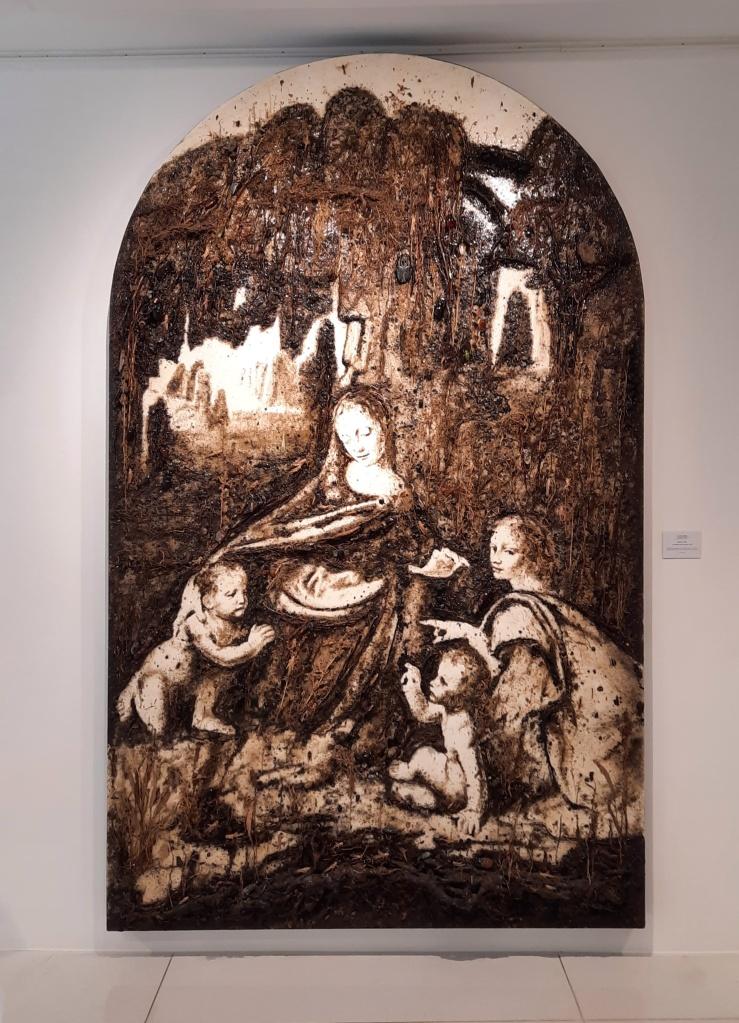 Enzo Fiore - La Vergine delle Rocce