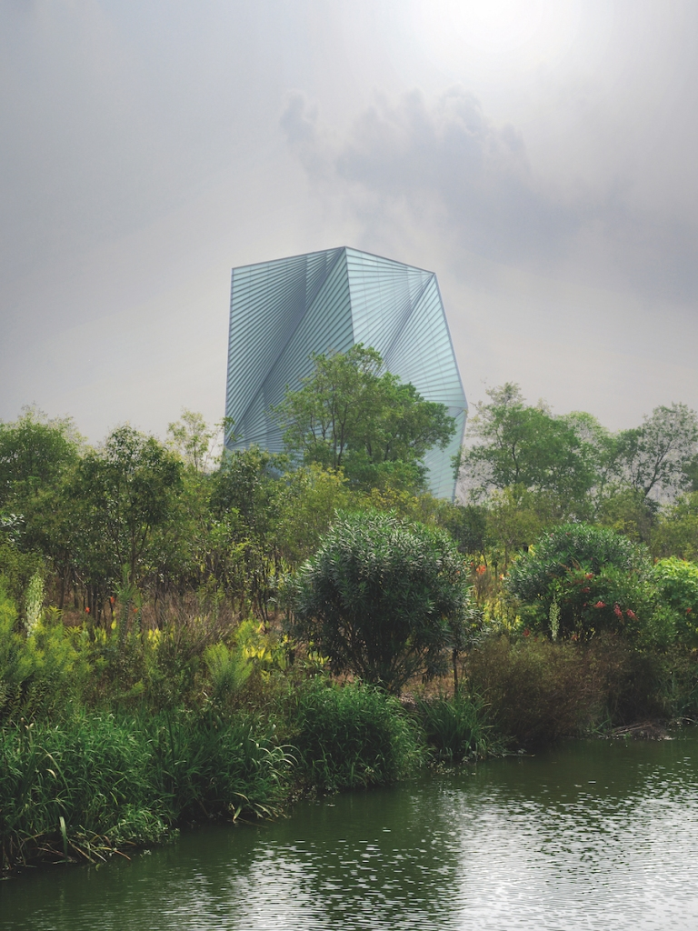 Mario Cucinella Architects - MCA Ningbo 0003